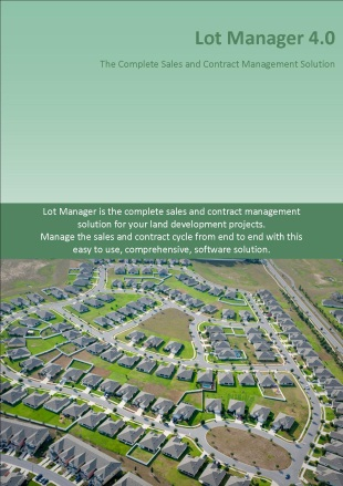 Lot Manager Brochure